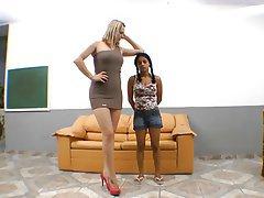 Brazílie, Žena nadvláda, Veřejné onanie