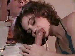 Anal, Brunette, Pornstar, Vintage