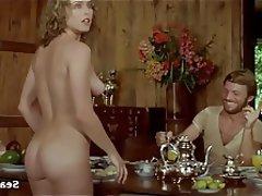 Celebrity, Group Sex, Threesome, Vintage