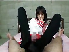 Asian, Cosplay, Pantyhose, Stockings