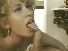 Big Boobs, Blonde, Blowjob, Handjob