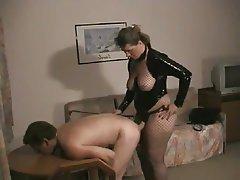 Amateur, Big Butts, Femdom, German