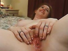 Amatér, Detailní záběr, Creampie, Tvrdé sex