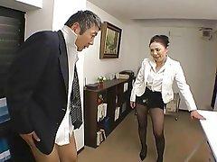 BDSM, Dominación Femenina, Japonesas, Arnés