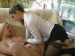 French, Hardcore, Lesbian