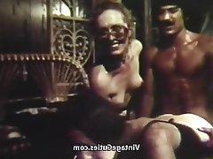 Blowjob, Group Sex, Threesome, Vintage