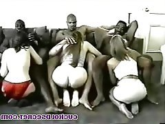 Cuckold, Gangbang, Group Sex, Interracial