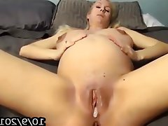 Amateur, Big Boobs, Blonde, Creampie