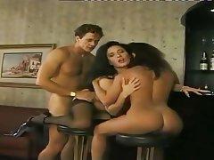 Anal, Pornstar, Threesome, Vintage