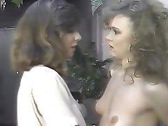 Büyük göğüsler, Lezbiyenler, Porno yıldızı, Gözetlemek