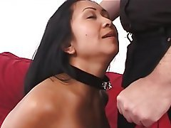 BDSM, Asian, Latex, Blowjob
