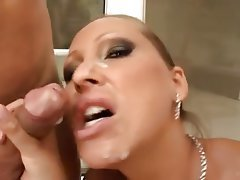 Anal, Big Boobs, Blonde, Double Penetration