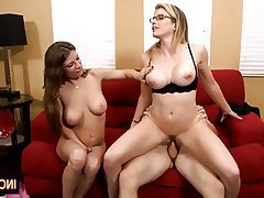 Babe, Bisexual, Creampie