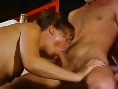 MILF, Orgasm, Blowjob, Facial