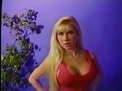 Blonde, Big Boobs, Vintage, Casting