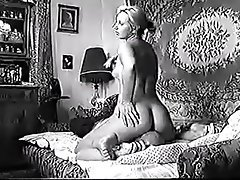 Blonde, Face Sitting, Femdom, Russian