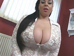 BBW, Big Boobs, British, Pornstar