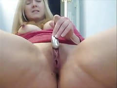 Amateur, Masturbation, MILF, Nipples