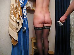 Russian, Amateur, Spanking