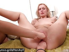 Anal, Blonde, Fisting, Russian