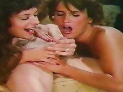 Cumshot, Threesome, Vintage