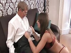 Babe, Brunette, Hardcore, Old and Young