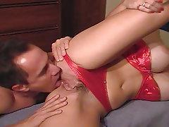 Ass Licking, Big Boobs, Lingerie, MILF