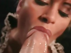 Big Cock, Blowjob, Close Up