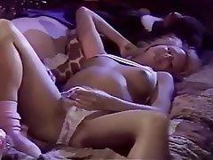 Blonde, Masturbation, Vintage