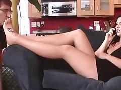 BDSM, Femdom, Fuß Fetisch