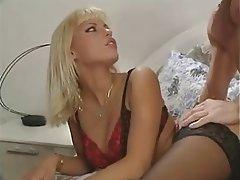 Blonde, Pornstar, Vintage