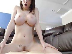 Grands seins, MILF, Star du porno, Webcam