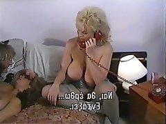 Big Nipples, Blowjob, Cumshot, Threesome