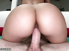 Big Butts, Big Cock, Brunette, Hardcore