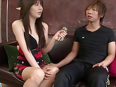 Asian, Blowjob, Creampie, Hardcore