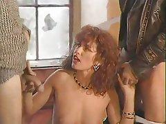 Anal, Cumshot, Double Penetration, Group Sex