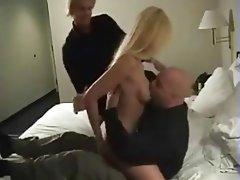 Cuckold, Cumshot, Group Sex, Handjob