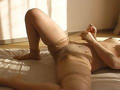 Mature, Japanese, Pantyhose, Pantyhose