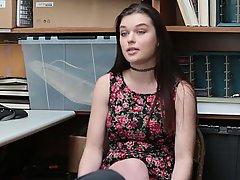 Teen, Backroom, Office