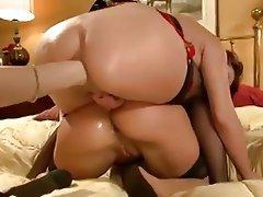 Anal, Lesbian, Threesome, Fisting