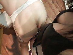 Anal, BDSM, Femme dominatrice, Gode ceinture