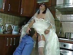 Vintage, Pantyhose, Wedding