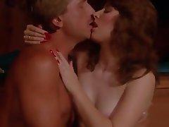 Hairy, Nipples, Kissing, Retro
