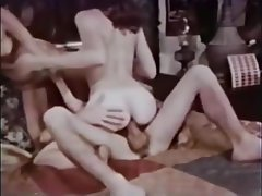 Anal, Hairy, Group Sex, Vintage