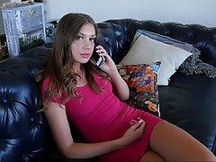 Teen, Webcam, POV