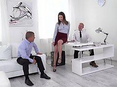 Office, Hardcore, Teen, Russian