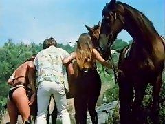 Pornstar, Group Sex, Vintage, German