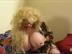 Blonde, Vintage, Big Tits, Retro