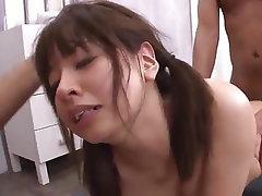 Asian, Blowjob, Cumshot, Facial