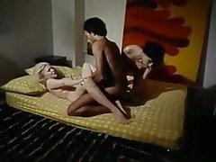 Vintage, Interracial, MILF, Threesome